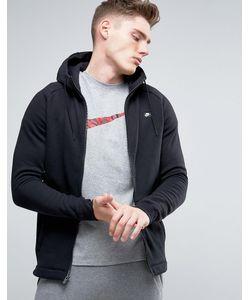 Nike | Черное Худи На Молнии Modern 835858-010
