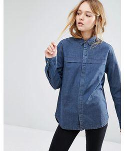 Rollas | Джинсовая Рубашка Rollas