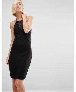Y.A.S. | Облегающее Платье С Кружевными Вставками Y.A.S Base