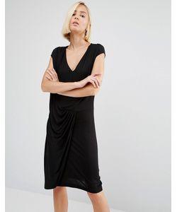 Y.A.S.   Платье Со Сборками Спереди Y.A.S Chase