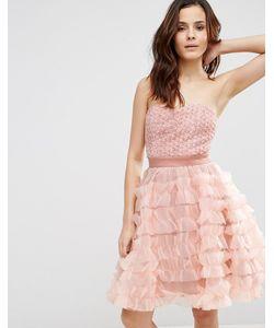 Pixie & Diamond | Платье-Бандо В Молодежном Стиле