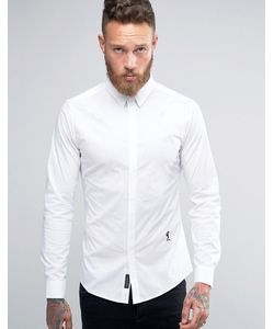 Religion | Строгая Эластичная Рубашка