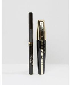 LOREAL | Набор Для Макияжа Глаз Loreal Smoking Nudes By Kristina Bazan