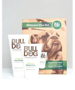 Bulldog | Подарочный Набор С Двумя Косметическими Средствами Skincare