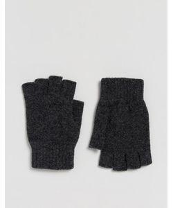 Glen Lossie | Перчатки Без Пальцев Из Овечьей Шерсти