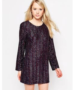 Jovonna | Цельнокройное Платье С Пайетками И Открытой Спинкой Patrice
