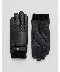 DENTS | Стеганые Кожаные Перчатки Lymington