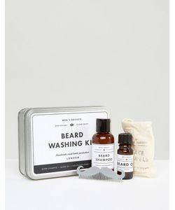 Men's Society | Набор Средств Для Ухода За Бородой