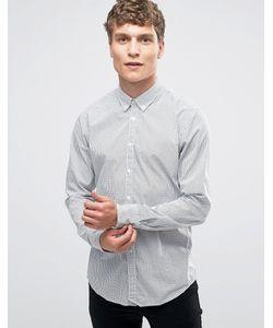 BOSS Orange | Рубашка Слим С Принтом Edipoe
