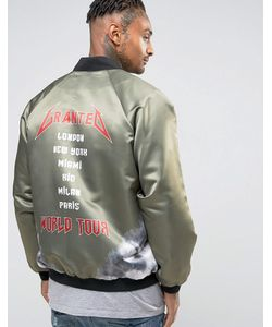 Granted | Куртка-Пилот Tour Souvenir