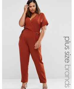 Elvi | Plus Tailored Jumpsuit