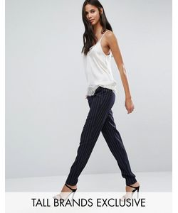 Y.A.S Tall | Taya Pinstripe Tailored Trouser