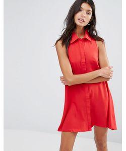 Pixie & Diamond | Платье-Рубашка