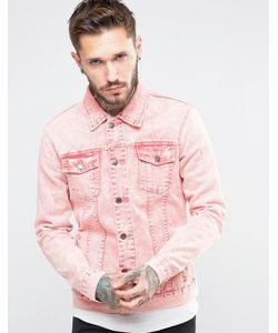 Always Rare | Розовая Джинсовая Куртка