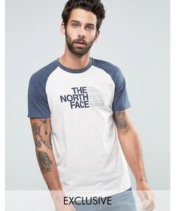 The North Face   Футболка С Рукавами Реглан Эксклюзивно Для