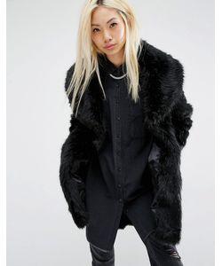 Unreal Fur | Шуба Из Искусственного Меха Elixir