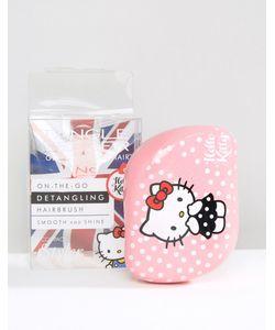 Tangle Teezer | Компактная Щетка Для Распутывания Волос Hello Kitty