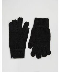 Plush | Перчатки Для Смартфона Цвета Металлик