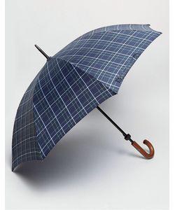 Fulton | Зонт В Клетку Walking