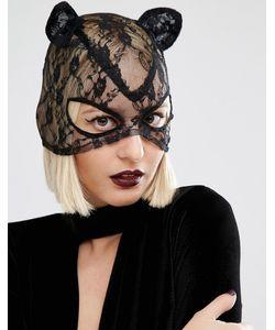 Leg Avenue | Lace Cat Mask