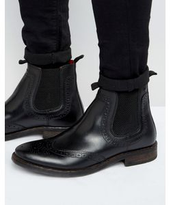 Base London | Кожаные Ботинки Челси Southwark