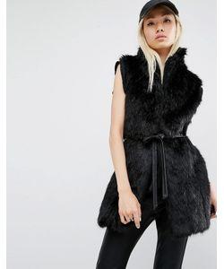 Unreal Fur | Жилет Из Искусственного Меха