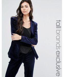 Fashion Union Tall | Бархатный Блейзер