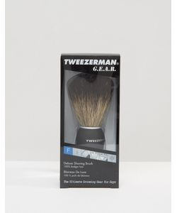 Tweezerman | Кисточка Для Бритья Deluxe
