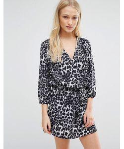 NewLily | Платье С Завязкой На Талии Newlily