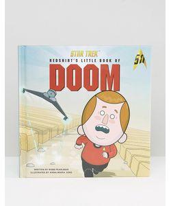 Books | Книга Star Trek Redshirts Little Book Of Doom