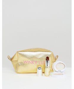 Winky Lux | Набор Для Стробинга И Макияжа Губ Nice Скидка