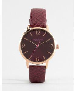 Daisy Dixon | Часы С Фиолетовым Ремешком Amelia Dd030vrg