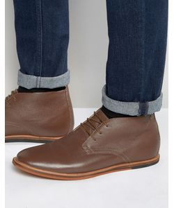 Frank Wright | Кожаные Ботинки Чукка Strachan