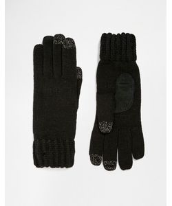 Totes | Knitted Gloves With 3 Finger Smartouch