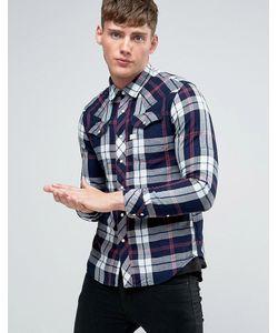 G-Star | Рубашка В Клетку С Логотипом Tacoma