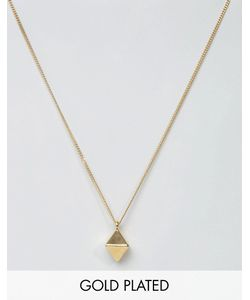 Love Bullets | Lovebullets Diamond Shape Pendant Necklace In