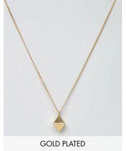 Love Bullets | Lovebullets Diamond Shape Pendant Necklace In