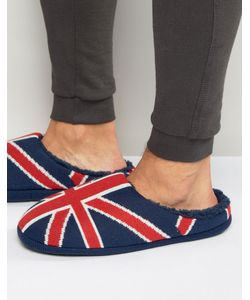 Dunlop | Тапочки С Британским Флагом