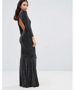 Honor Gold | Платье Макси С Открытой Спиной Sophia