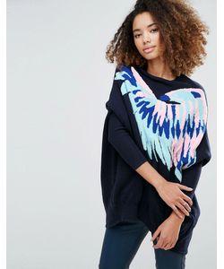 Amen Papa | Amenpapa Bird Oversize Pullover