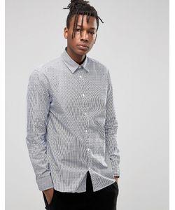 Selected | Рубашка В Тонкую Полоску