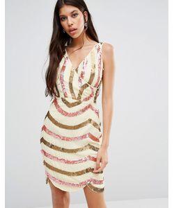 Virgos Lounge | Платье С Перекрестным Передом Opal