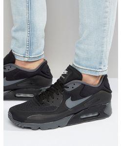 Nike | Черные Кроссовки Air Max 90 Ultra 845039-003