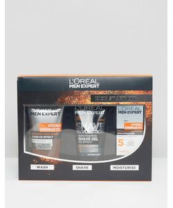LOREAL | Подарочный Набор Loreal Men Expert Hydra Energetic Kick Start Kit