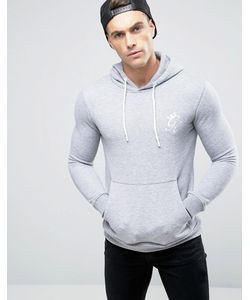 Gym King | Logo Hoodie In Muscle Fit