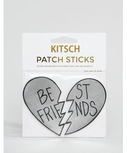 Kitsch | Best Friends Customisation Badge