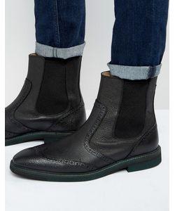 Selected Homme | Кожаные Ботинки Челси Dwight