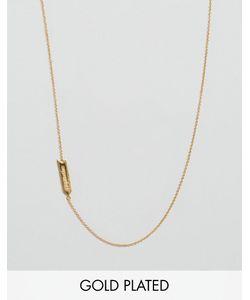 gorjana | Ожерелье Со Знаком Стрельца
