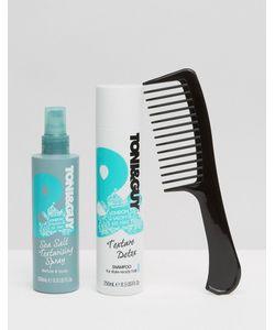 Toni & Guy | Набор Средств По Уходу За Волосами На Каждый День Toni