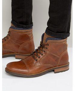 Aldo | Кожаные Ботинки С Овчиной Onerillan